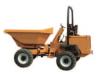 Ausa 6 Tonne Wheeled Dumper