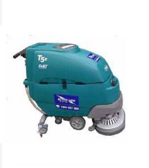 Scrubber Tennant T5E for hire