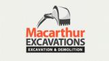 Macarthur Excavations