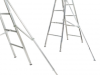 TRESTLE HAND RAIL SYSTEM OUTRIGGER
