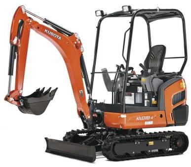 1.1 Tonne Excavator for hire