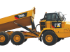 1-20 Tonne Articulated Dump Truck