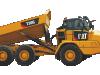 1-20 Tonne Articulated Dump Truck