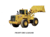20T / 167kW articulated 4WD with 4.0m bucket Wheeled Loaders