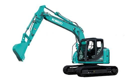 13.5 Tonne Excavator