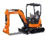 Hitachi ZX17U-5 Excavator