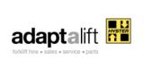 Adaptalift Hyster Forklift Rentals & Sales (Perth)
