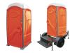 Trailer Mounted Portable Toilet