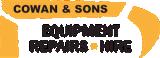 Cowan & Sons Equipment Hire / Repairs