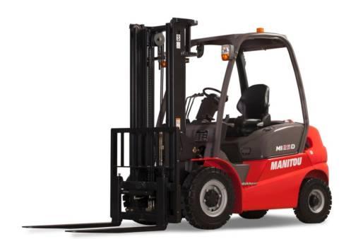 Forklift 2.5 Tonne  Gas or diesel for hire