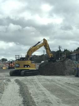 CAT 328 0 Swing  Tonne Excavator