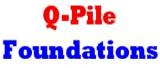 Q-Pile Foundations