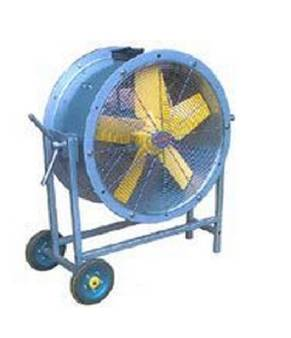 Industrial Class Mobile Fans for hire