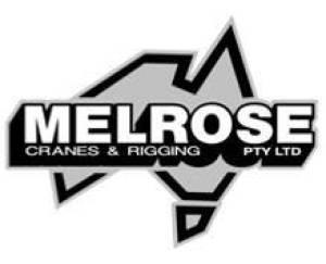 Melrose Cranes & Rigging  Pty ltd