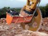 Rock Saw to Suit 14 tonne excavator