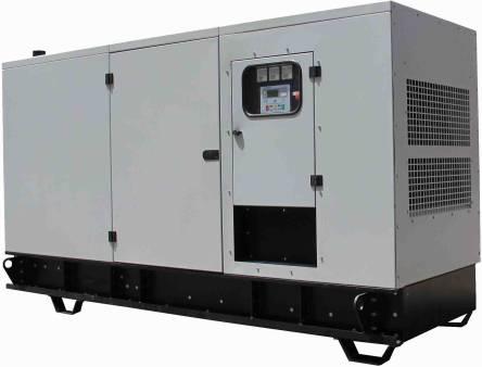 Generators Three Phase 100 kva Invertor diesel silenced for hire