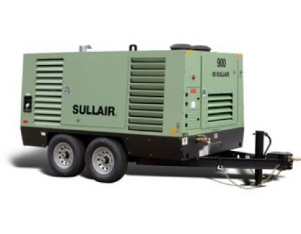 350 CFM Compressor for hire