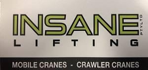 Insane Lifting Pty Ltd