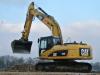2012 CAT 323DL 23T Excavator