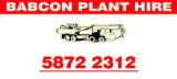 Babcon Plant Hire
