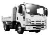 Isuzu NPR 200 Tipper Truck