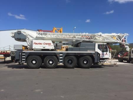 70T Liebherr LTM1070 All Terrain Crane