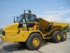 Caterpillar 725 Articulated Dump Truck