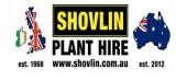 Shovlin Plant Hire (Australia)