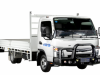 4WD Single Cab 3 Tonne Tray Truck