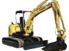 Yanmar 5.5 Tonne Excavator