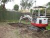 2 Tonne Mini Excavator