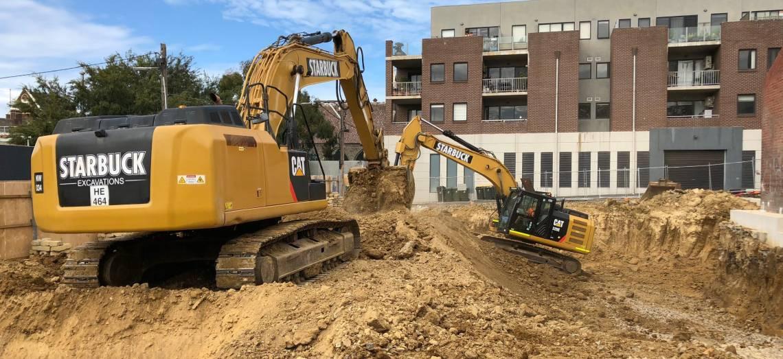 Starbuck Excavation Pty Ltd