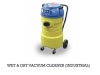 Vacuum Cleaners Industrial type - heavy duty (twin motor) wet / dry
