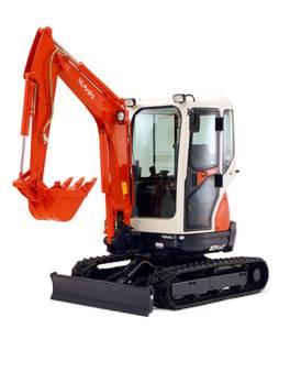 2.5 Tonne Excavator for hire
