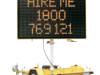 340 Variable Message Sign