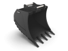 Bucket - GP - 450mm - To Suit 1.7t Excavator
