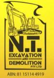 NT Excavation and Demolition