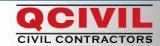 Qcivil Civil Contractors