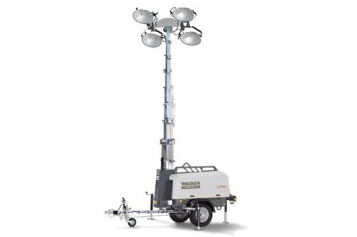 4000w Light tower for hire