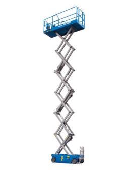 21 - 30ft Scissor Lift for hire