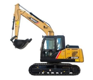 11 - 15 Tonne Excavator for hire