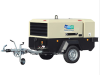 300cfm Diesel Air Compressor