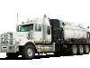 8,000 Litre Vacuum Excavation Truck