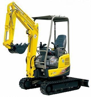 Mini Excavator  1.7 tonne for hire