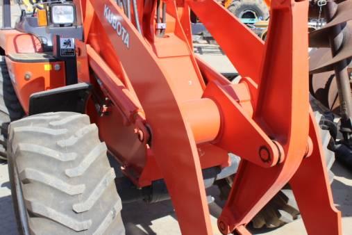 Kubota R520 - Wheel Loader 3.8 Tonne