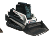 Terex PT-60 Tracked Skid Steer Loader