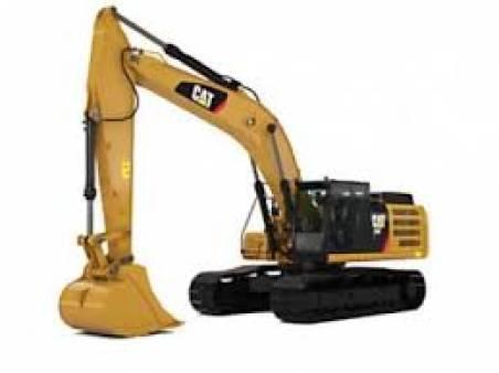 21 - 25 Tonne Excavator for hire