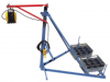 SCAFFOLD HOIST - COUNTER WEIGHTED FRAME