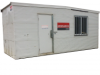 SHED - SITE OFFICE 3.6M X 2.4M