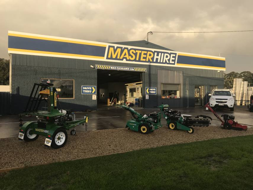 Master Hire Coffs Harbour Branch